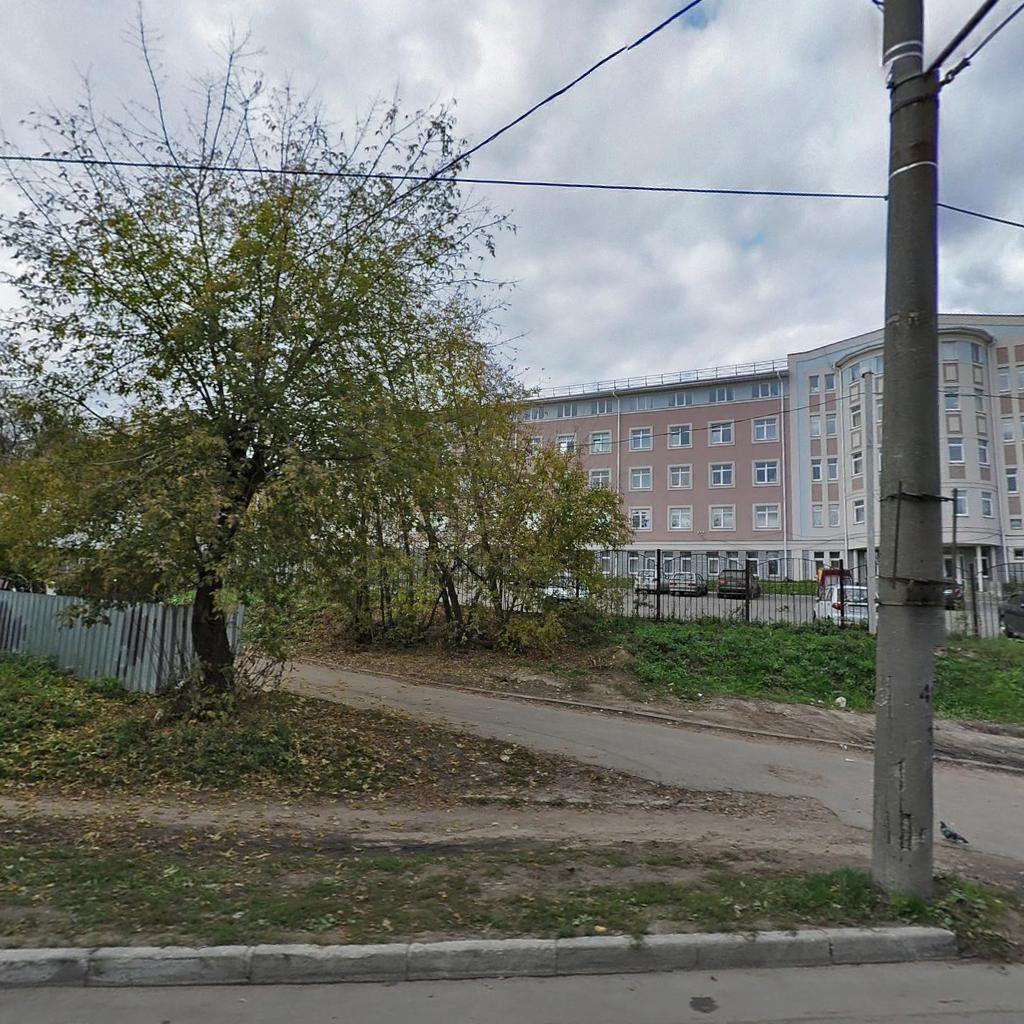 Бизнес Центр На Большой Нижегородской