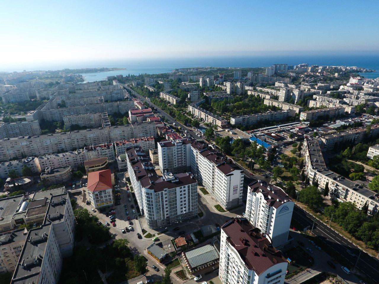 жилой комплекс Летчик