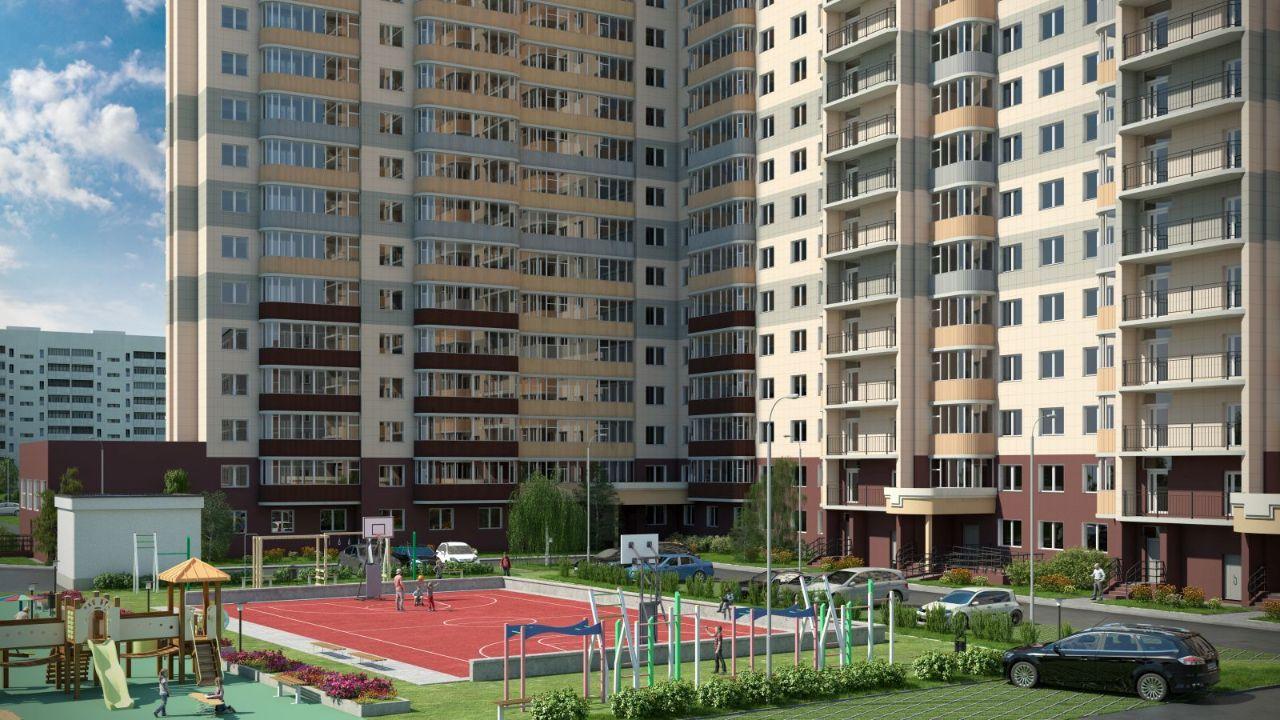 жилой комплекс Новое Измайлово-2
