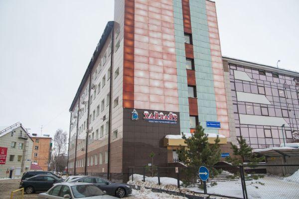 Деловой центр Томь