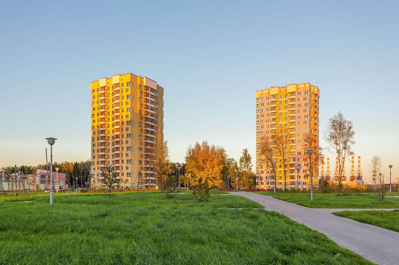 купить квартиру в ЖК Зеленый бор (а также корпуса 2315А, Б)