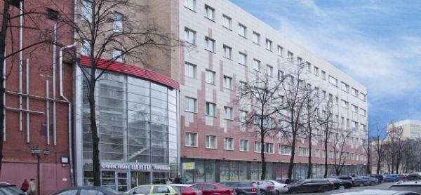 Торгово-офисный комплекс Вымпел