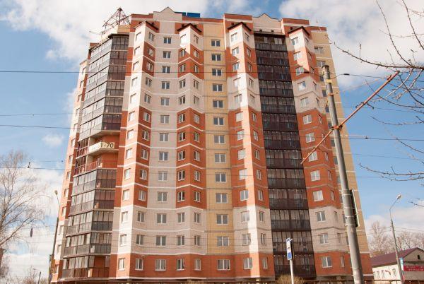 1-я Фотография ЖК «по ул. Крупской»