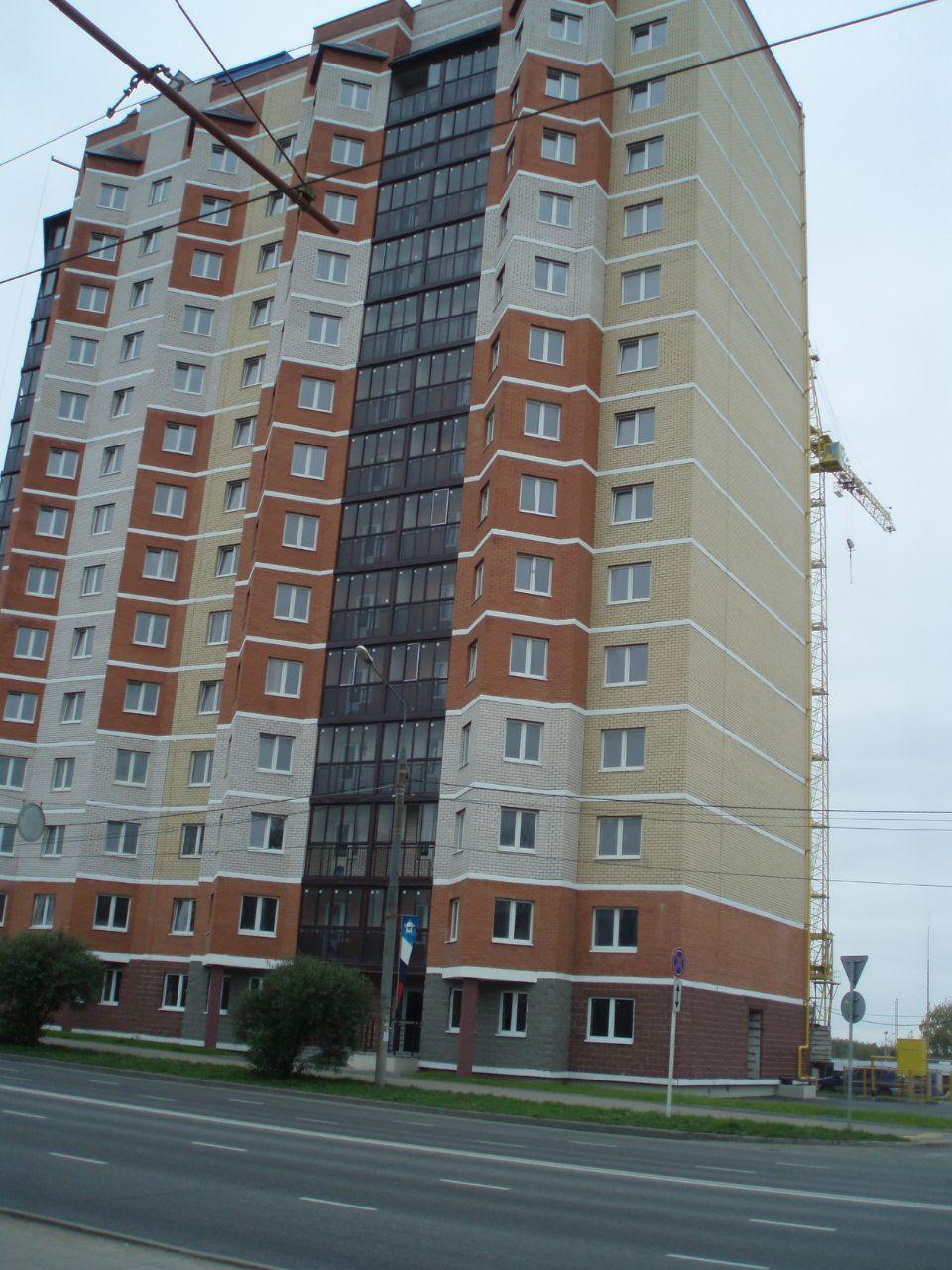 купить квартиру в ЖК по ул. Крупской