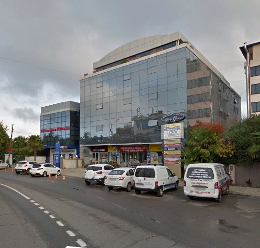 Бизнес-центр Адлер-сити