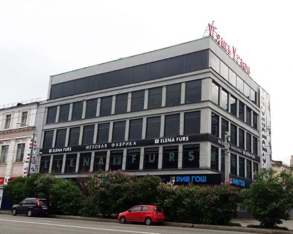 Торговый центр Пять углов
