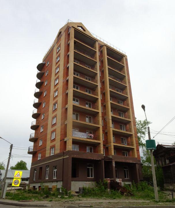 ЖК По ул. Ачинская, 18А