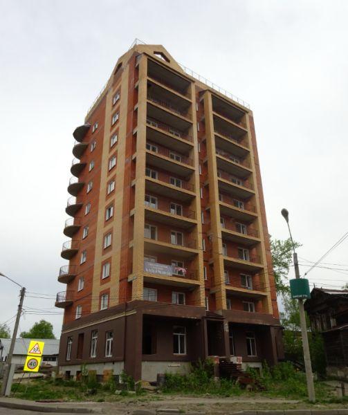 3-я Фотография ЖК «По ул. Ачинская, 18А»