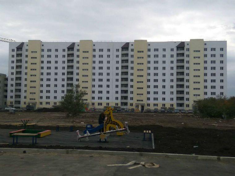 жилой комплекс Ласточкино