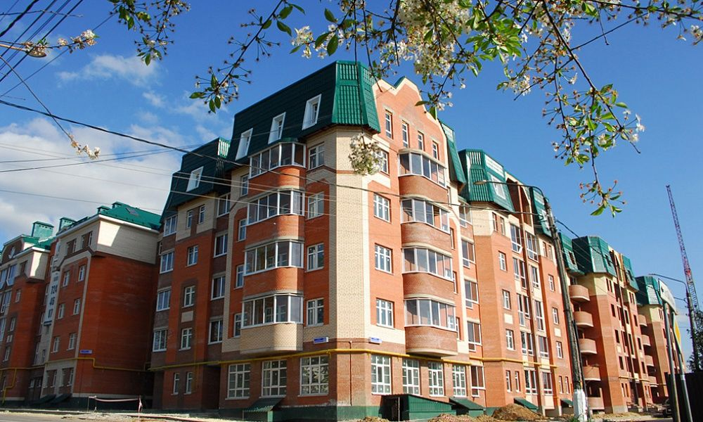 купить квартиру в ЖК по ул. Колхозная, 55 (Красная Горка-3)