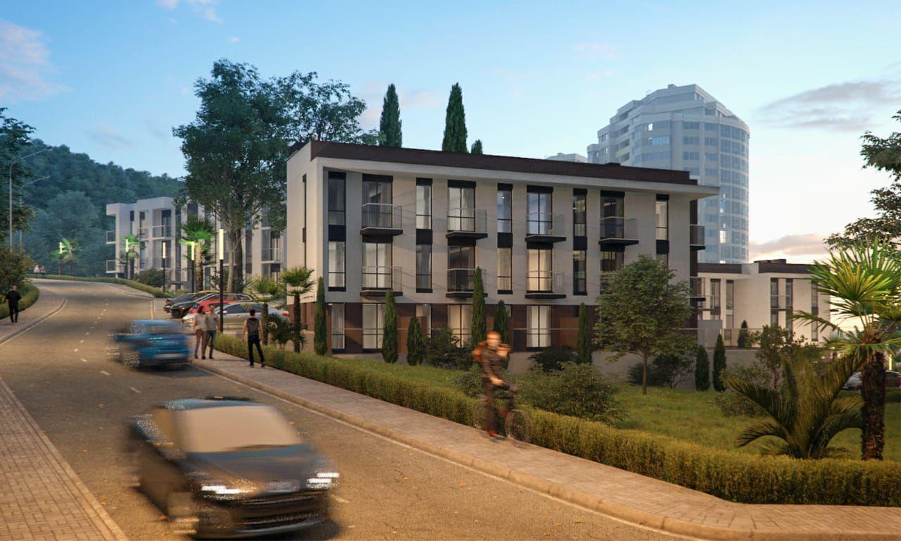 продажа квартир CASABLANKA (Касабланка)