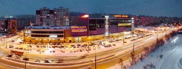Многофункциональный комплекс Северное Нагорное