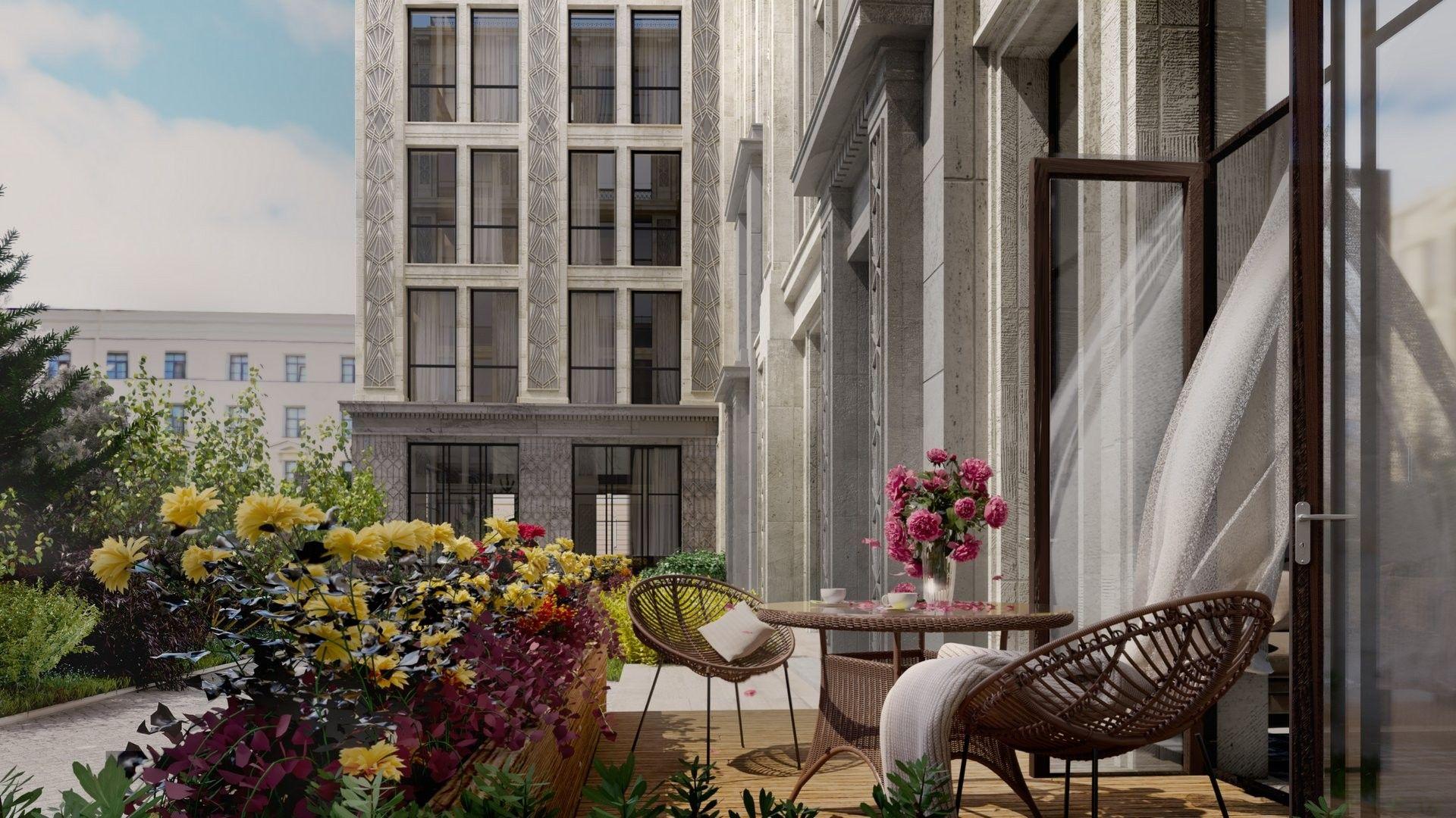 купить квартиру в ЖК Маленькая Франция