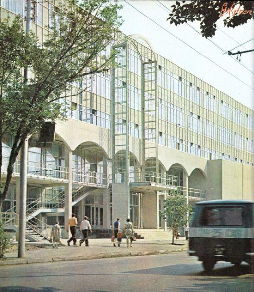 Торгово-офисный комплекс Волжский дом быта