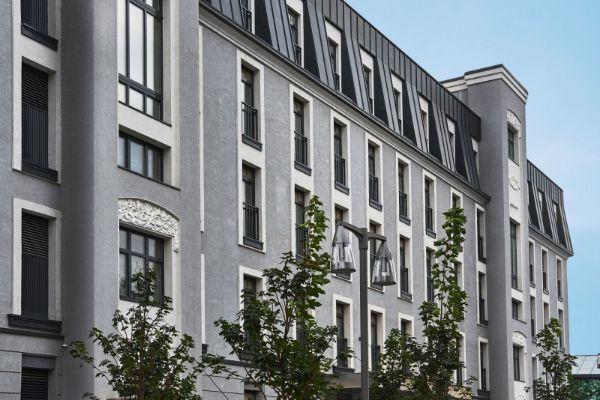 1-я Фотография ЖК «MOSS Apartments (МОСС Апартментс)»