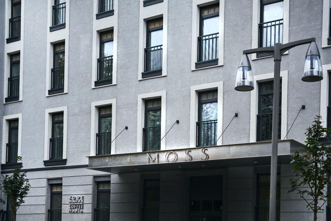 ЖК MOSS Apartments (МОСС Апартментс)