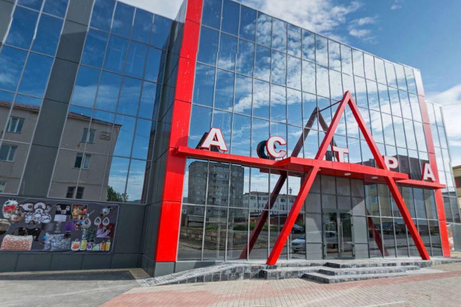 Торговом центре Астра