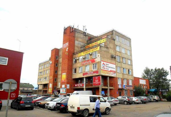 Офисное здание на ул. Корсунова, 14а