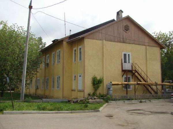 Офисное здание на проспекте Ленина, 119