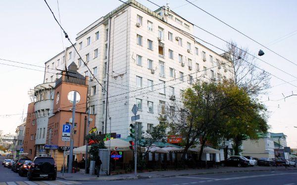 Административное здание на ул. Большая Полянка, 51А/9