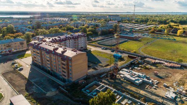 4-я Фотография ЖК «по ул. Крымская»