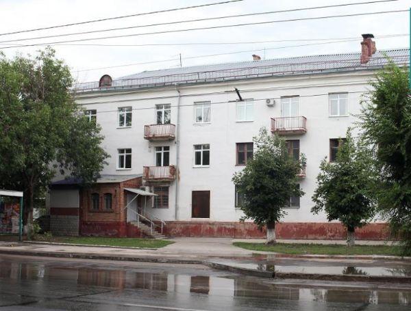 Офисное здание на ул. Новозаводская, 8