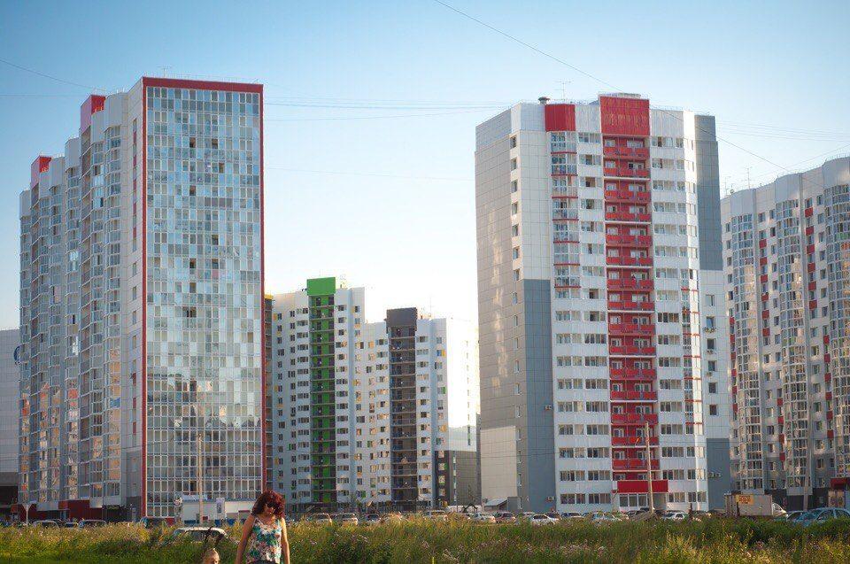 жилой комплекс Времена года Квартал 2010
