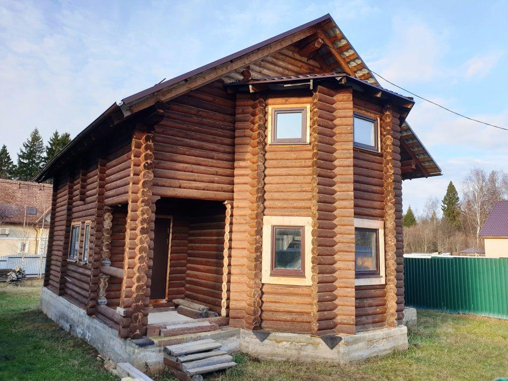 Купить дом 156м² Московская область, Солнечногорск городской округ, Вертлино деревня м. Речной вокзал - база ЦИАН, объявление 223536726
