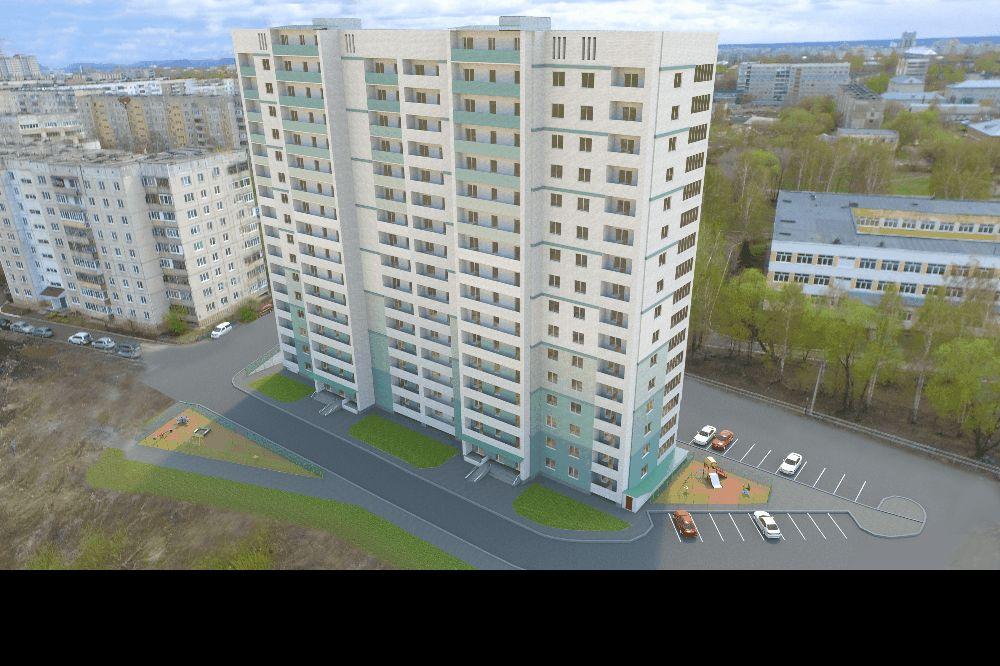 256959cc0fc34 Купить квартиру в ЖК ул. Гущина 175 в Барнауле от застройщика ...