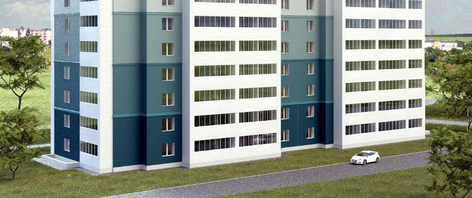 жилой комплекс ул. Гущина, 175