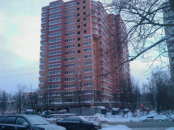 1-я Фотография ЖК «Ушинского ул. 33/3»