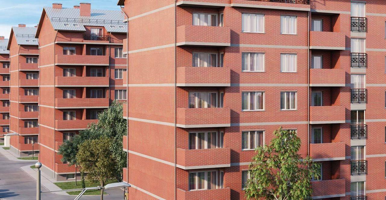 жилой комплекс Калина-парк