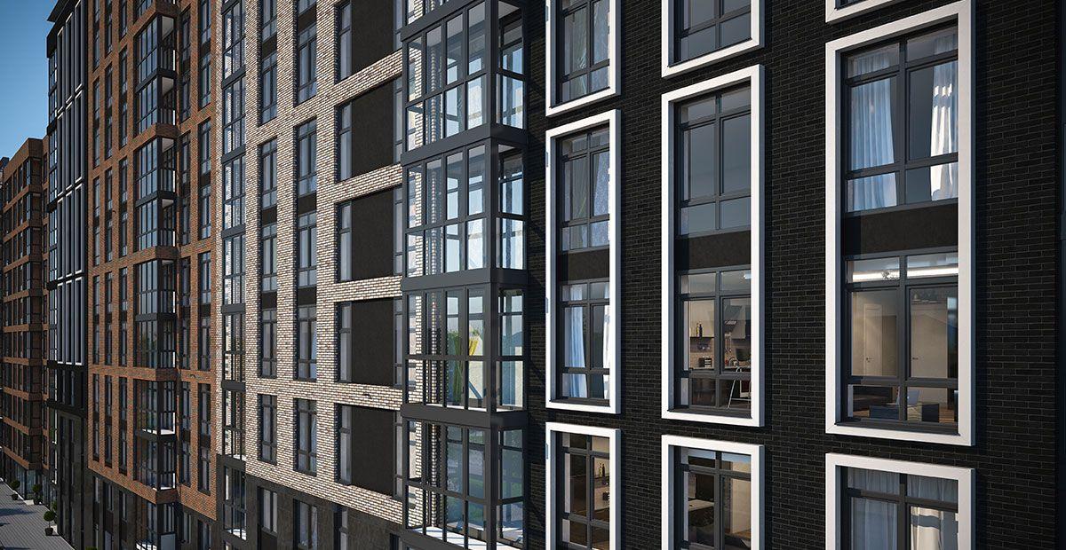 жилой комплекс Голландия