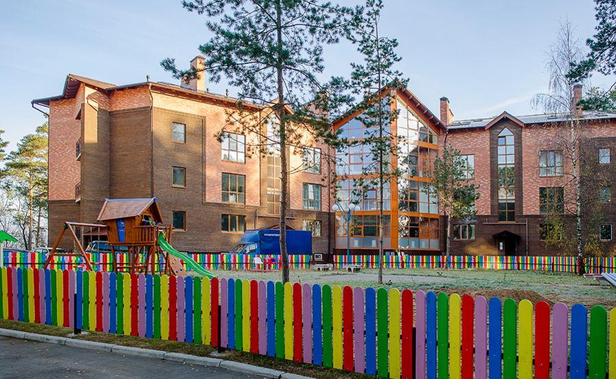 жилой комплекс Новое Рябеево