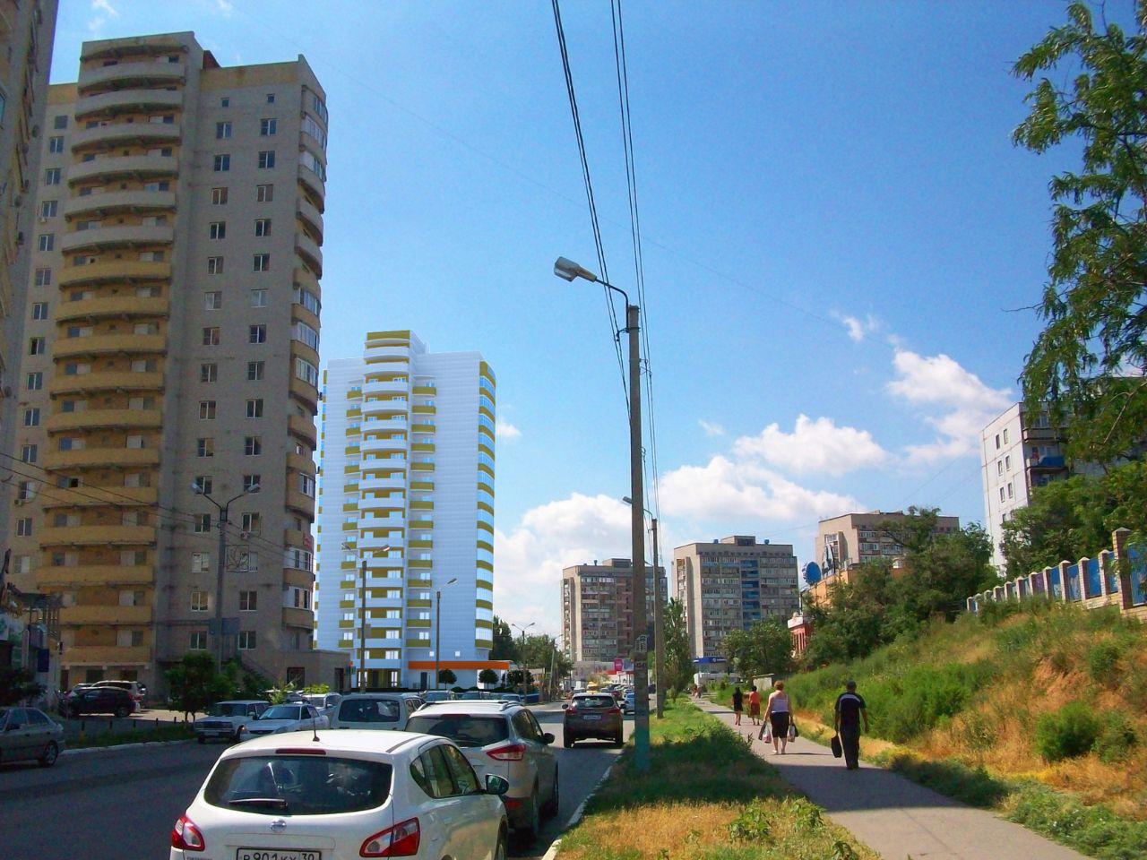 купить квартиру в ЖК На Воробьева