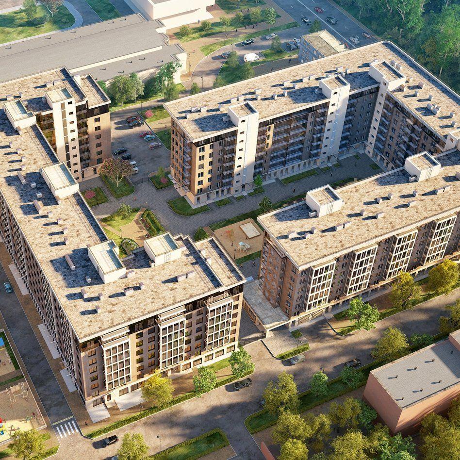 жилой комплекс The RESIDENCE