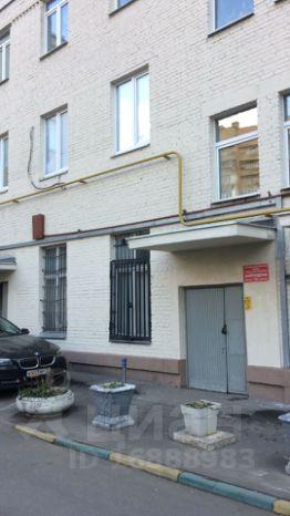 Помещение для персонала Старослободский переулок коммерческая недвижимость красноярск парикмахерские