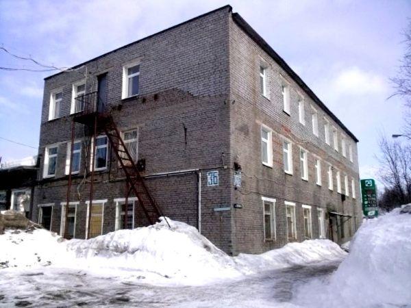 Отдельно стоящее здание на ул. Шевченко, 36