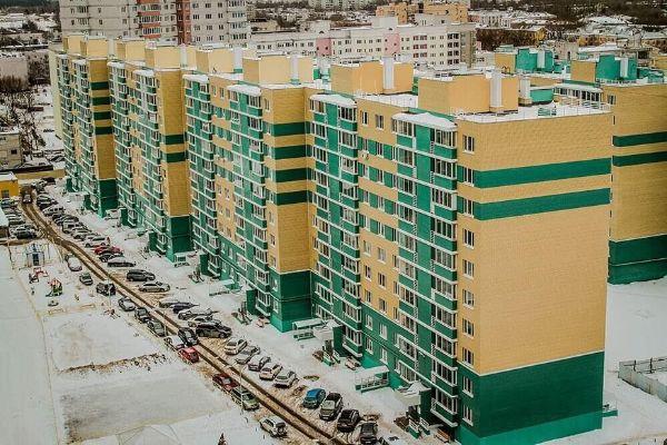 3-я Фотография ЖК «Зеленый остров»