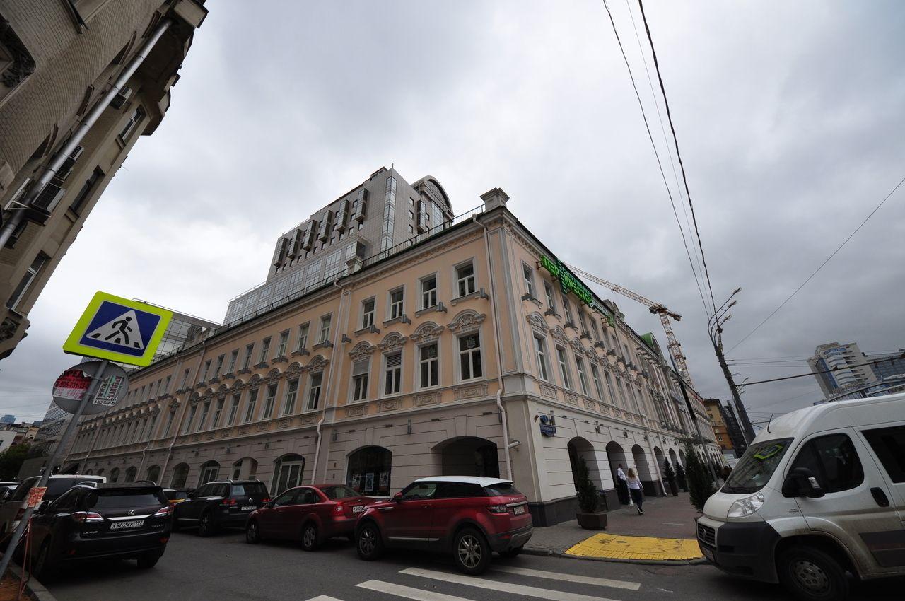 Бизнес Центр Смоленский Пассаж