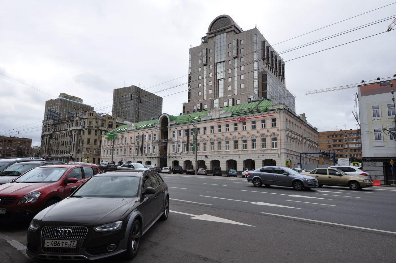 Аренда офисов в смоленский пассаж Аренда офиса 60 кв Чоботовская 5-я аллея