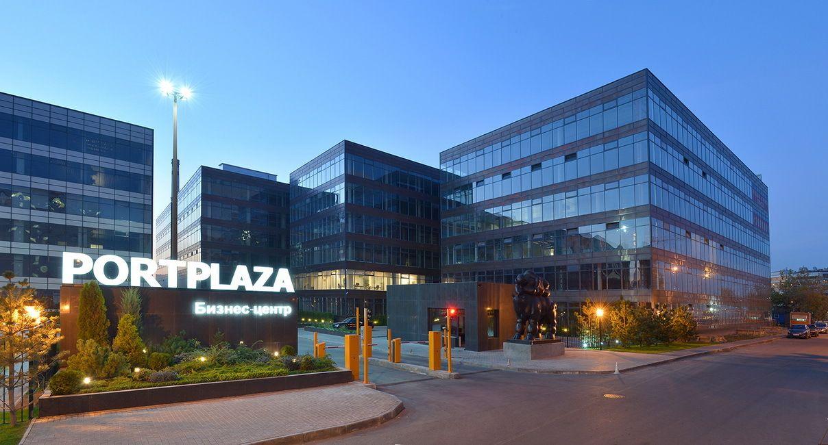 продажа помещений в БЦ PortPlaza (Порт Плаза)