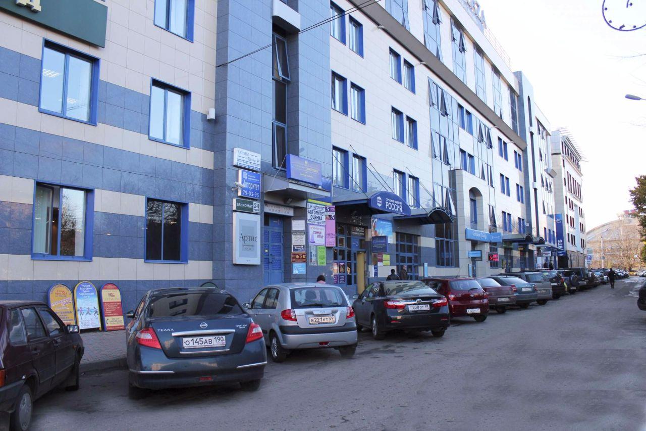 Бизнес Центр Тверь Plaza (Тверь Плаза)