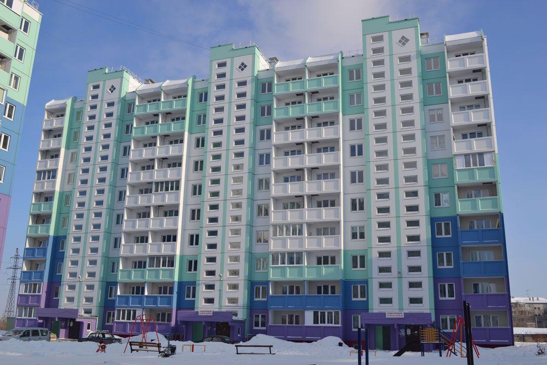 купить квартиру в ЖК по ул. 3-я Любинская