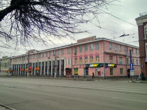 Торгово-офисный комплекс на ул. Советская, 60