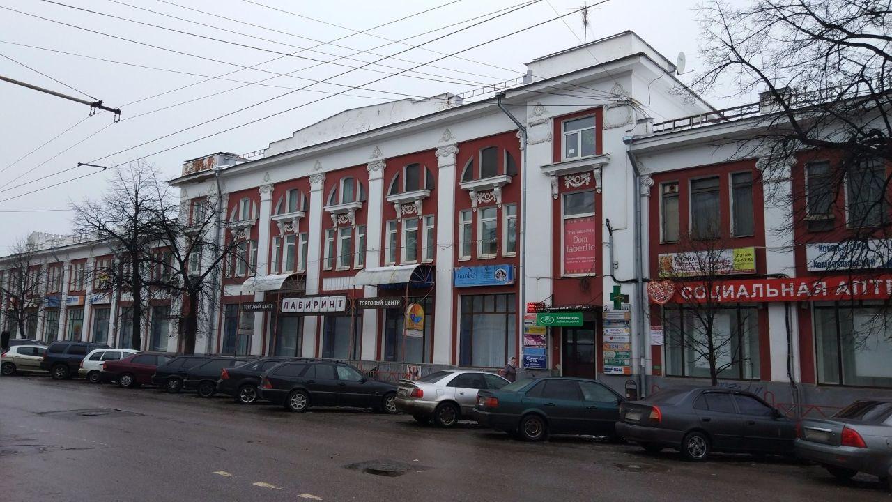 Аренда и продажа коммерческой недвижимости в ярославле Аренда офисов от собственника Медынская улица