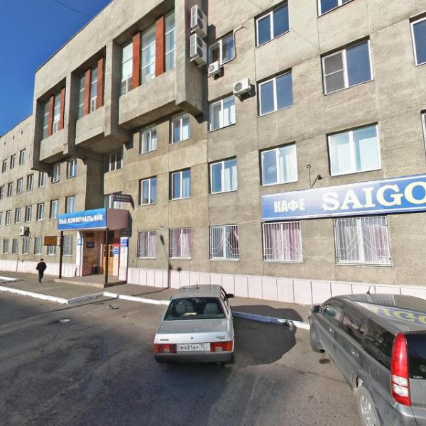 Офисное здание на ул. Забайкальского Рабочего, 94