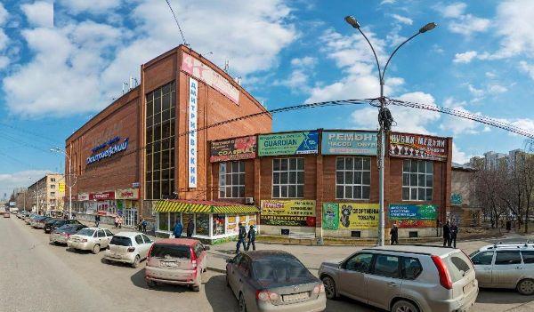 Торгово-офисный комплекс Дмитриевский
