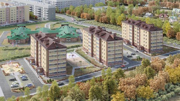 3-я Фотография ЖК «Дом в Сарафоново»