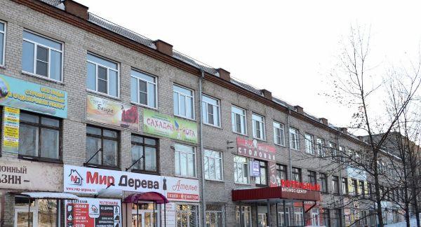 Бизнес-центр Котельный